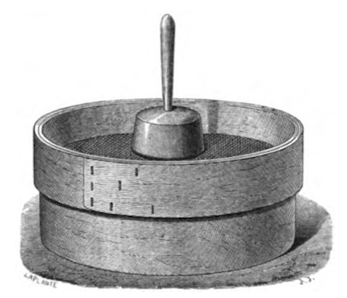 Sieve for Purée